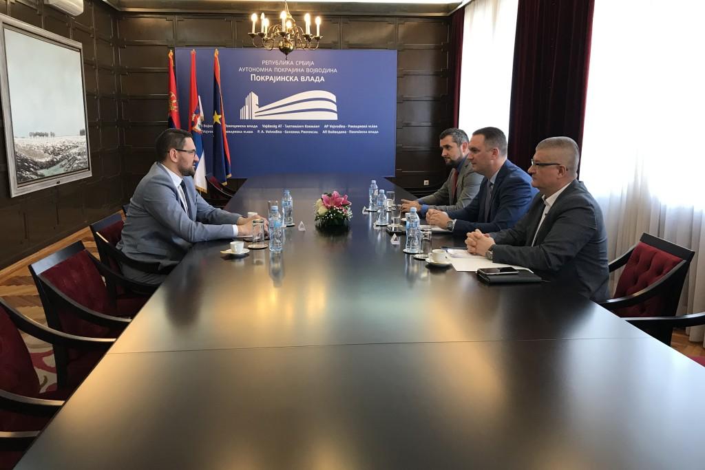 Састанак са министром Клокићем 01